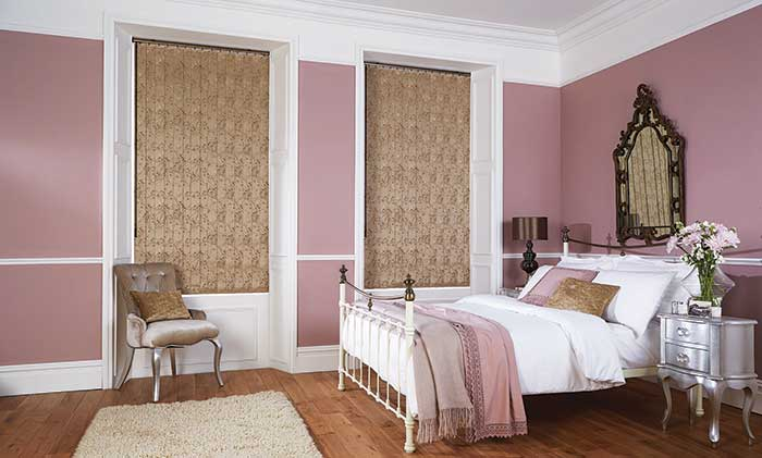 vertical blinds offer